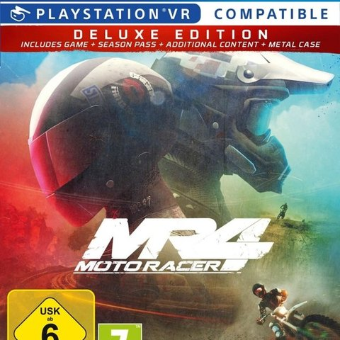 Moto Racer 4 Deluxe Edition (PSVR compatible)