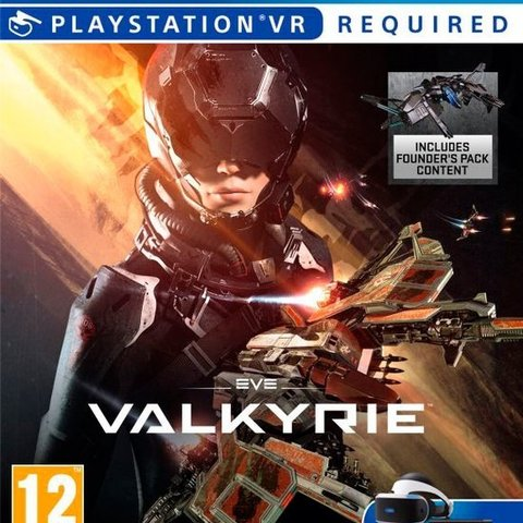 EVE: Valkyrie (PSVR required)