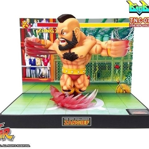 Street Fighter: Zangief T.N.C-07