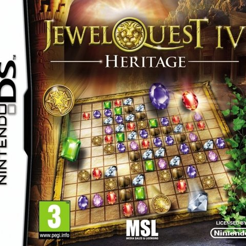 Jewel Quest Heritage