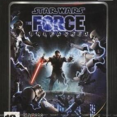 Star Wars The Force Unleashed (platinum)