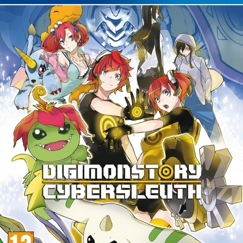 Digimon Story Cyber Sleuth (verpakking Duits, game Engels)