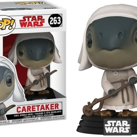 Star Wars Pop Vinyl: Caretaker
