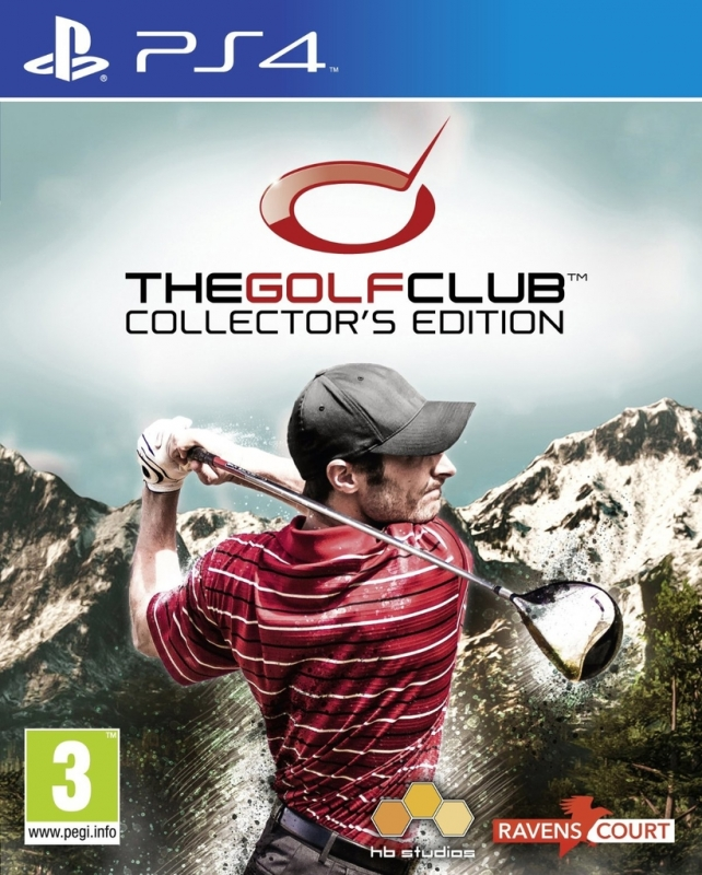 The Golf Club Collectors Edition