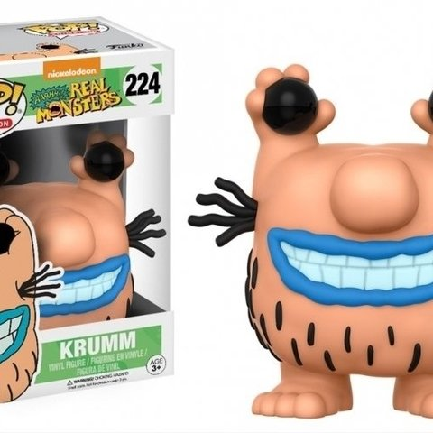 Aaahh!!! Real Monsters Pop Vinyl: Krumm