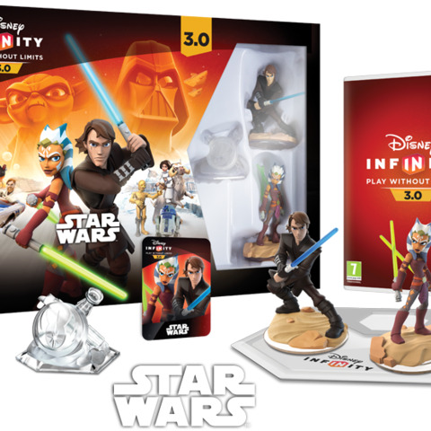 Disney Infinity 3.0 Star Wars Starter Pack