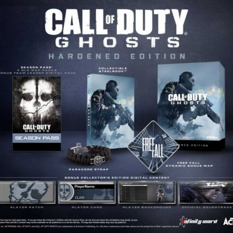 Call of Duty Ghosts (Hardened Edition)