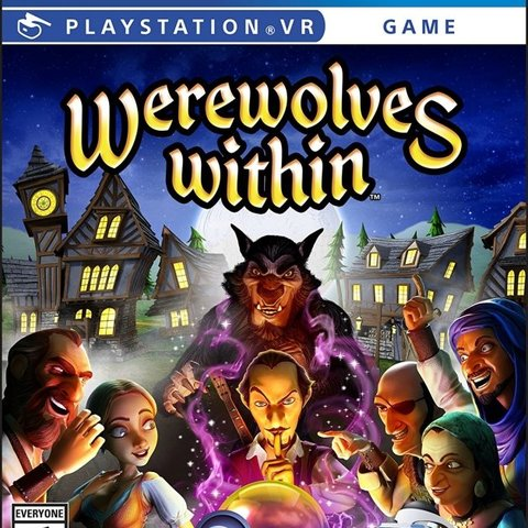 Werewolves Within (PSVR required)