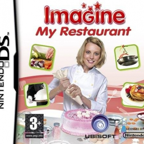 Imagine My Restaurant