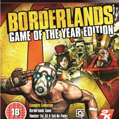 Borderlands (Game of the Year Edition)