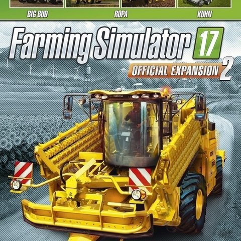 Farming Simulator 17 Expansion Pack 2