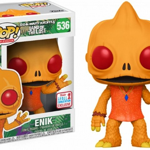 Land of the Lost Pop Vinyl: Enik Limited Edition