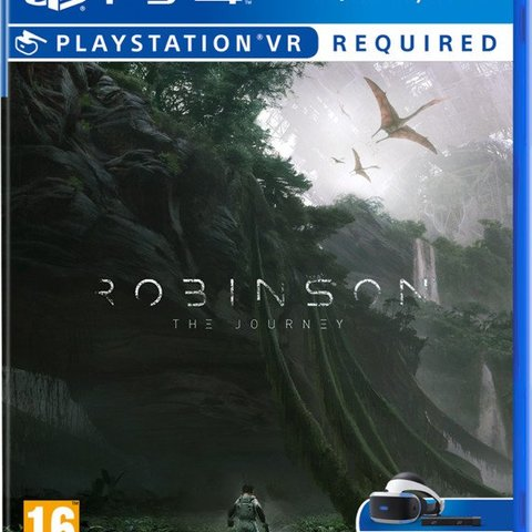 Robinson: The Journey (PSVR required)