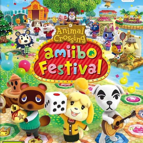 Animal Crossing Amiibo Festival (game only)