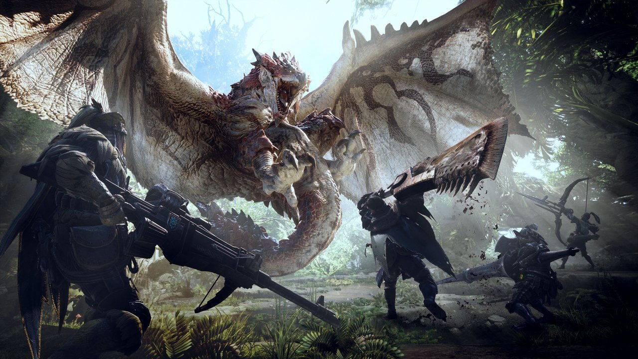 Monster Hunter: World image #1