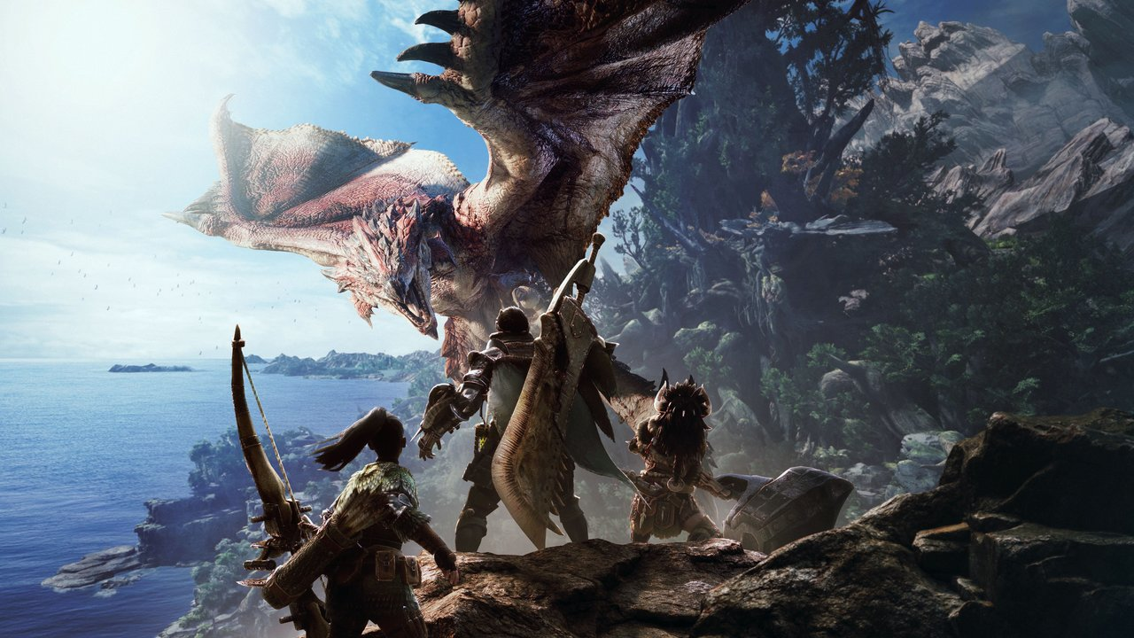 Monster Hunter: World image #3