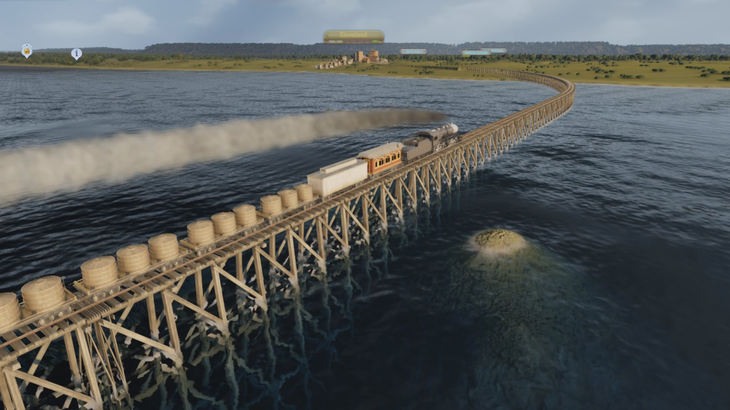 Railway Empire details its sophisticated AI system