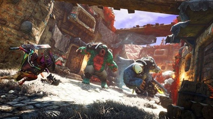 Biomutant delayed to summer 2019