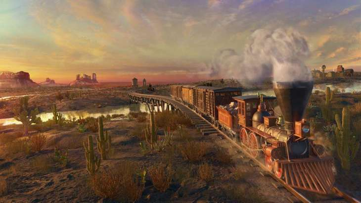 PC And Console Strategy Game Railway Empire Gets Release Date