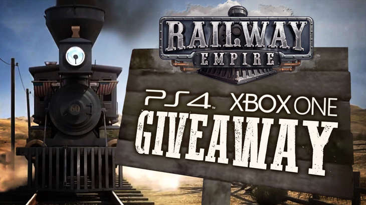 Railway Empire On PS4 And Xbox One Codes Giveaway
