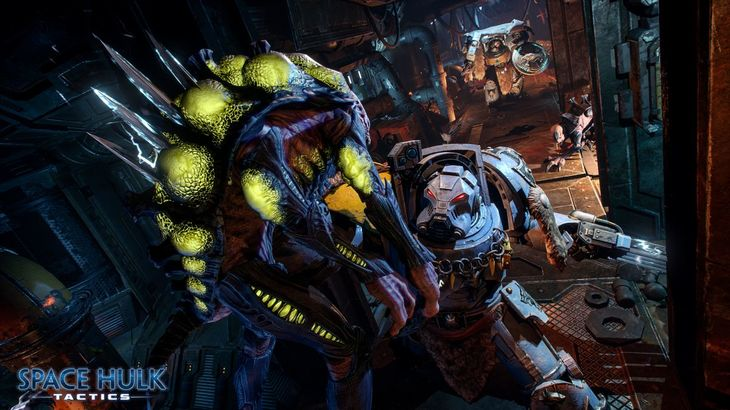 Blood Bowl developer Cyanide's next project is based on Warhammer 40K board game Space Hulk