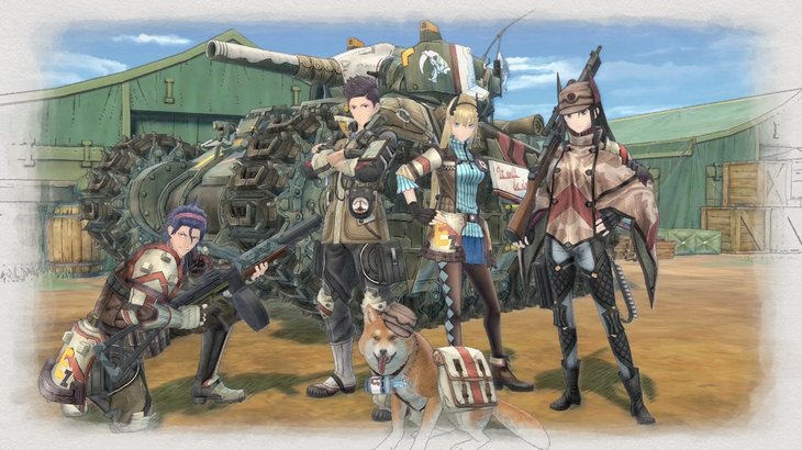 Valkyria Chronicles 4 Trailer Brings Newcomers Up to Speed