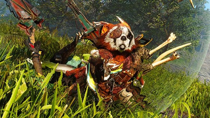 Biomutant Gamescom 2018 trailer, gameplay, and screenshots
