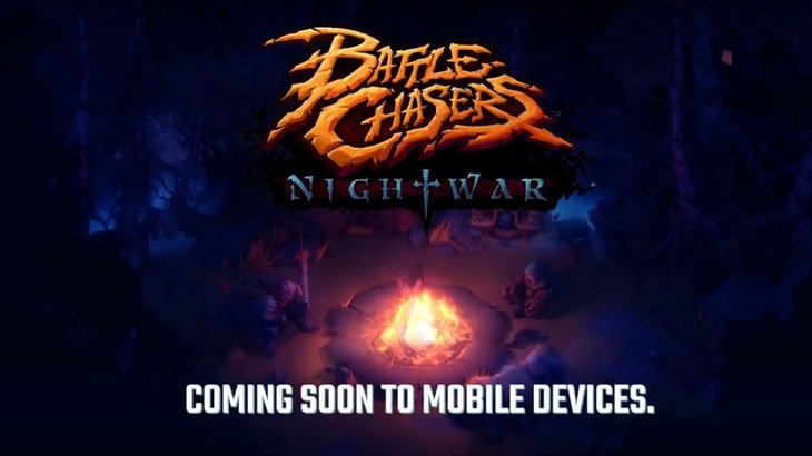 'Battle Chasers: Nightwar' Is Coming to iOS and Android This Summer as a Premium Release