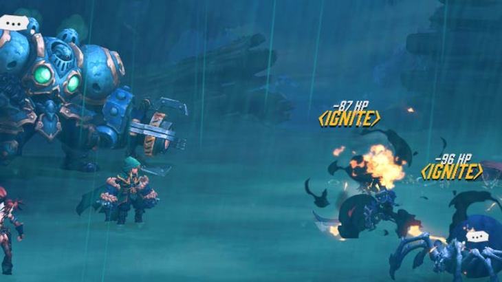 Battle Chasers: Nightwar is out for the Switch