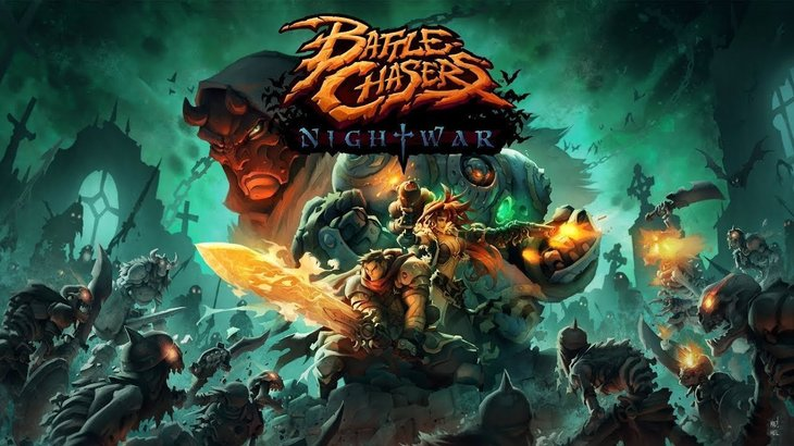 'Battle Chasers: Nightwar' Finally Has a Release Date on iOS and Android with Pre-Orders Now Live