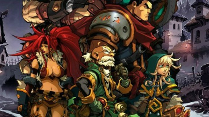 Battle Chasers: Nightwar brings its Neo-Chrono Trigger style to the Switch