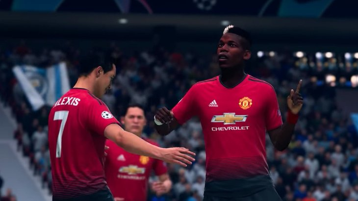 FIFA 19 Goal Celebrations For Paul Pogba, Jesse Lingard, Neymar, And Other Players