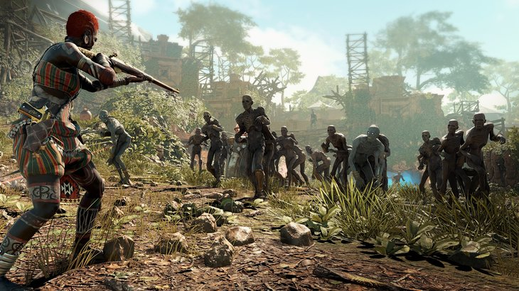 News: Strange Brigade is getting a Photo mode