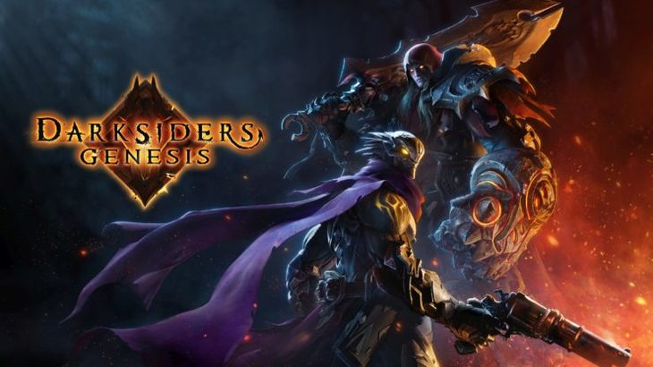 Darksiders Genesis Launches in Early December for PC and Stadia, Two Months Later for PS4 and XB1