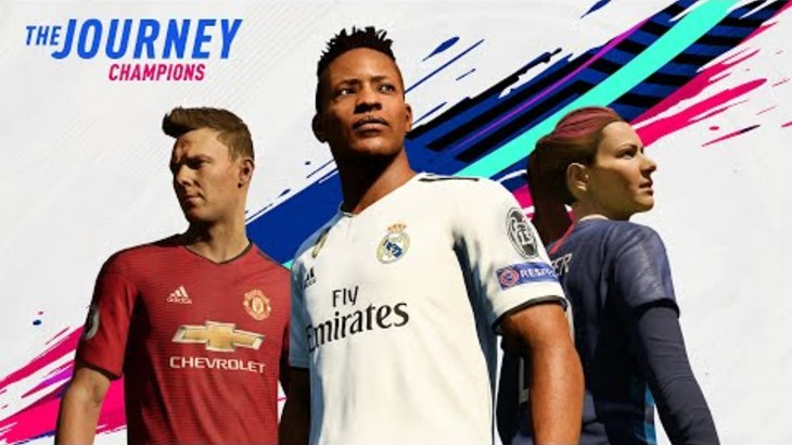 FIFA 19 | The Journey: Champions | Official Story Trailer ft. Hunter, Neymar, de Bruyne, Dybala