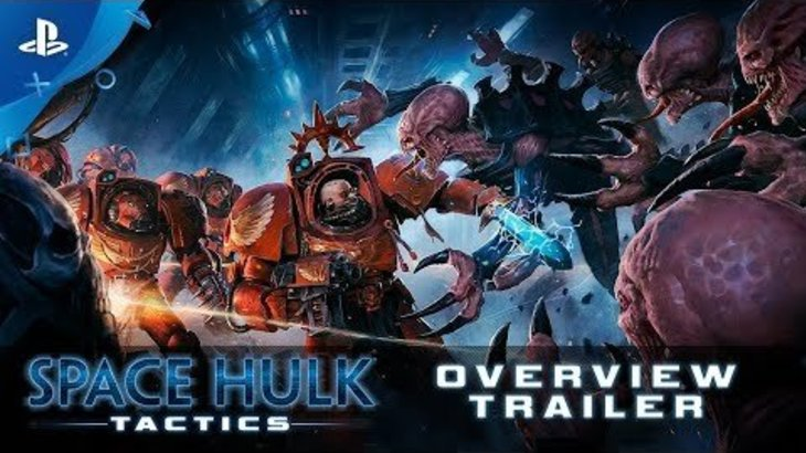 Space Hulk: Tactics - Overview Trailer | PS4