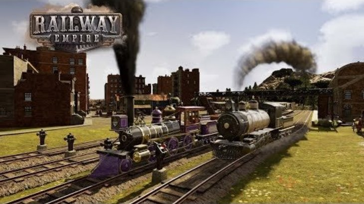 Railway Empire - Release Trailer (US)